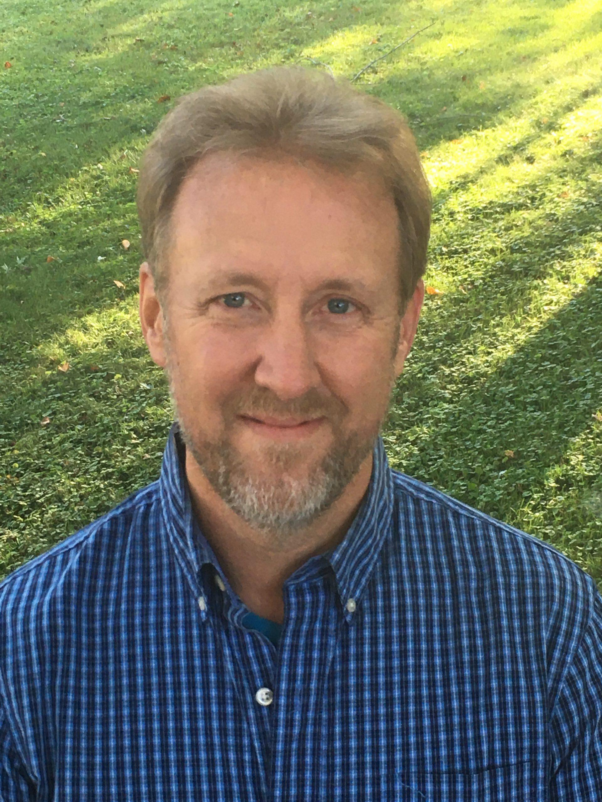 Eric Resler, M.Div, Psychotherapist Intern